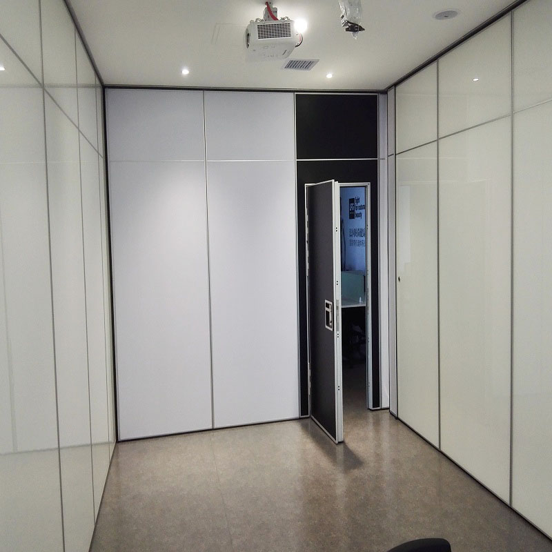 on the level: still convinced you want to take that wall down?  -  wooden partition wall