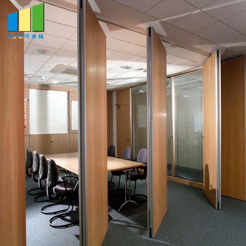 Bunge-Best Sliding Partition Doors Wooden Acoustic Operable Walls Conference-1