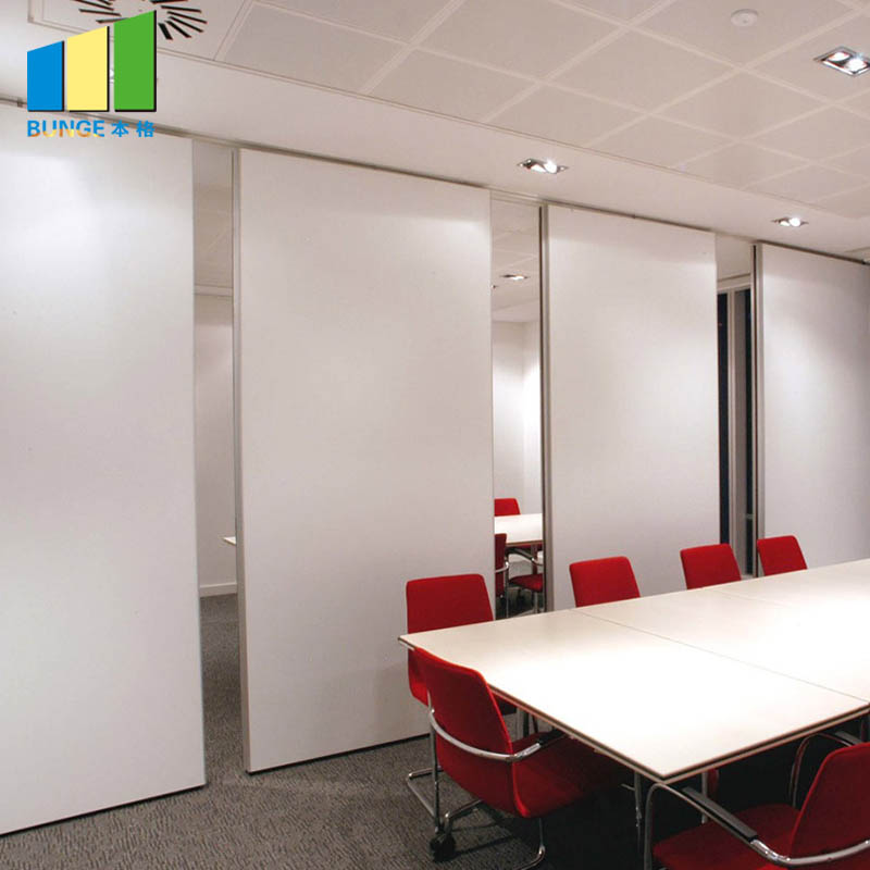 Bunge-Best Sliding Partition Doors Wooden Acoustic Operable Walls Conference