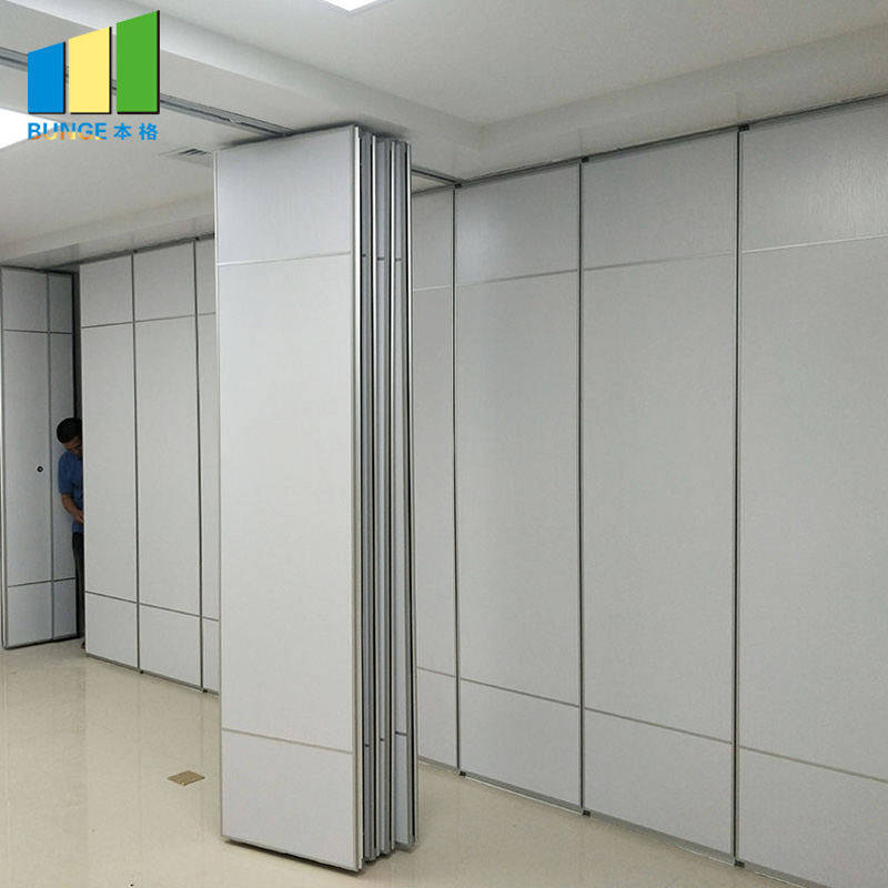 Bunge-Professional Folding Partition Meeting Room Partition Walls Manufacture-1