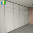 acoustic gym track retractable Bunge Brand folding wall supplier