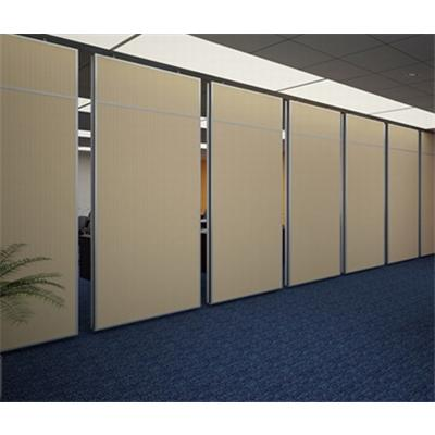 Aluminum Operable Movable Partition Walls For Classroom / Meeting Room