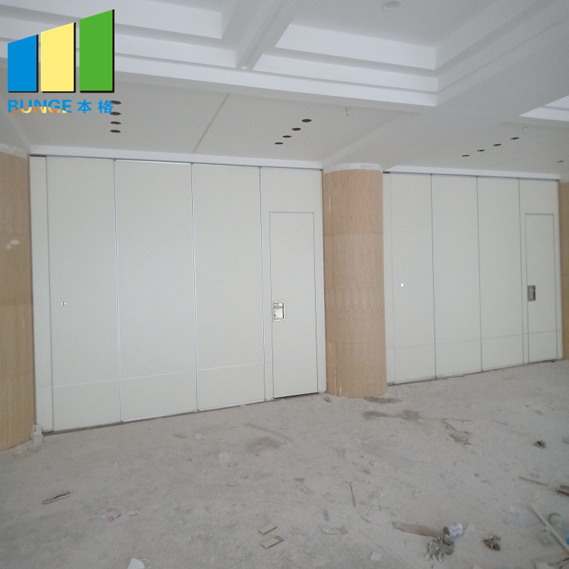 sliding partition walls tracks aluminum church Bunge Brand sliding room dividers