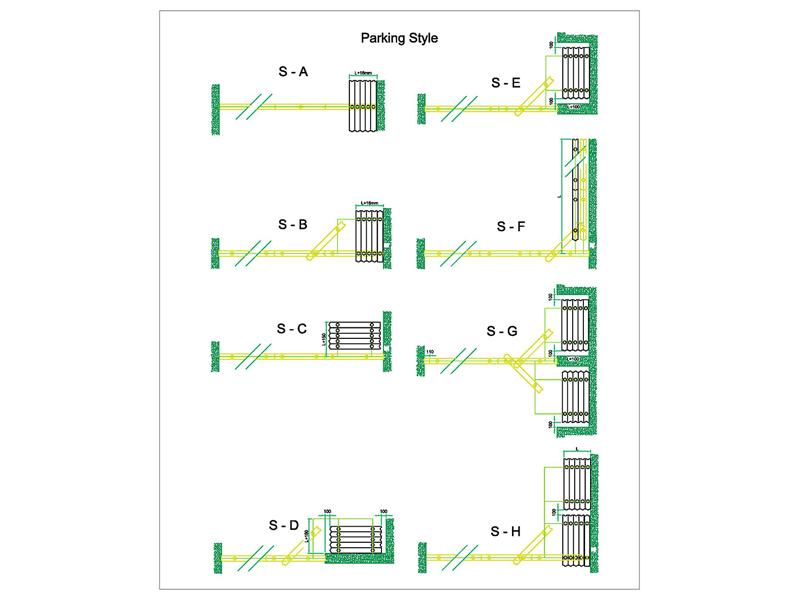 Wholesale folding folding wall Bunge Brand