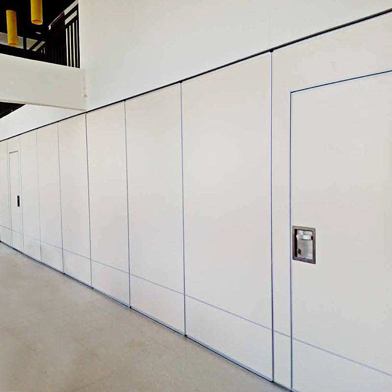 Meeting Room Acoustic Movable Partition Walls Project in San Francisco,American.