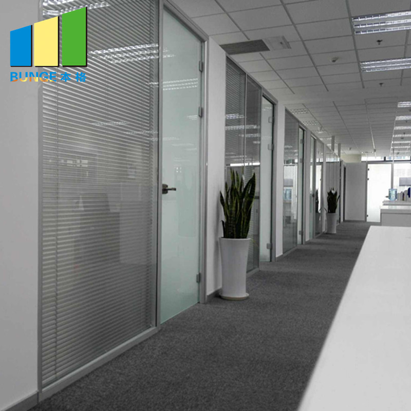 Bunge-High-quality Glass Walls And Doors | Solid Aluminum Frame Double Glazed-1
