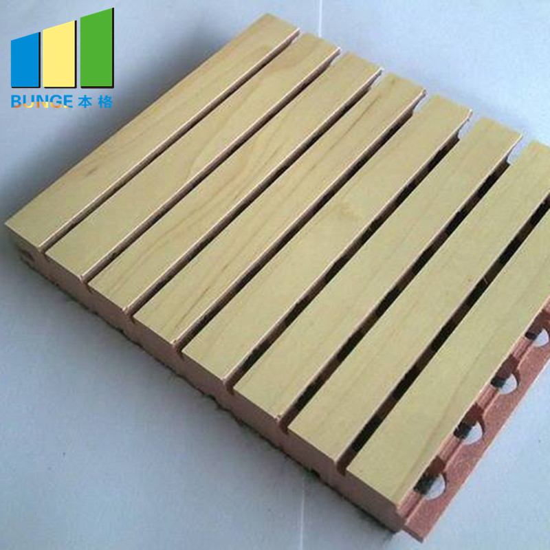 Bunge-Sound Absorbing Wall Panels Manufacture | Sound Proofing Building Material-1