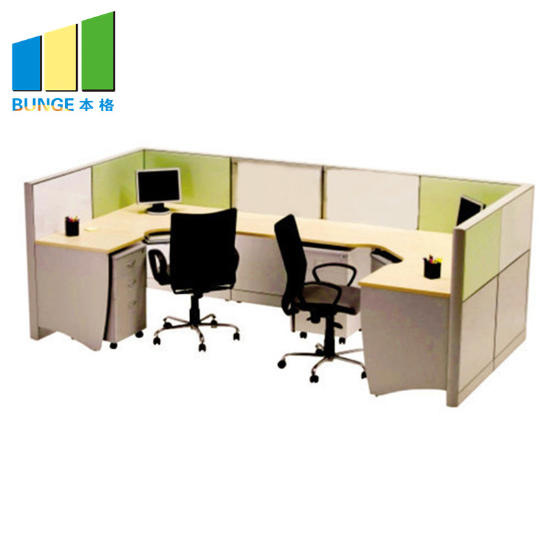 Bunge-Office Furniture Sets Manufacture | 4-8 Person Modular Office Face To Face