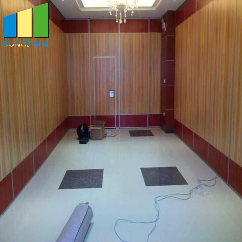 Bunge-Movable Walls, Function Room Sliding Folding Partitions Aluminum Acoustic