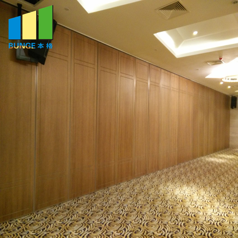 aluminium honeycomb panels changing the face of the building sector  -  sliding partition walls